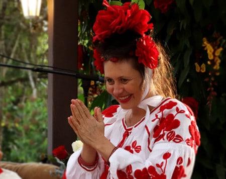 Mystic Rose Day ~ A Celebration of Shiva's Beauty