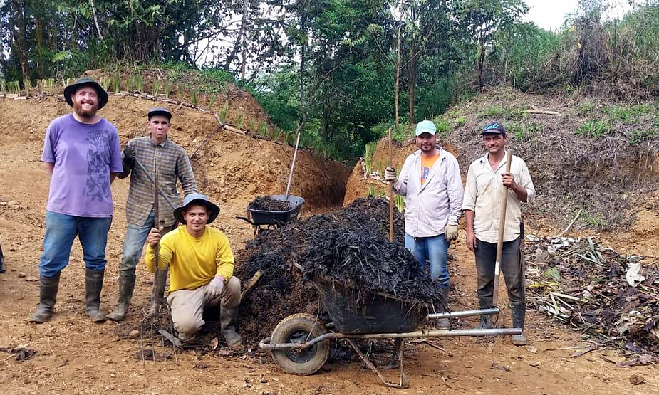 The Heart Work of Soil-Making