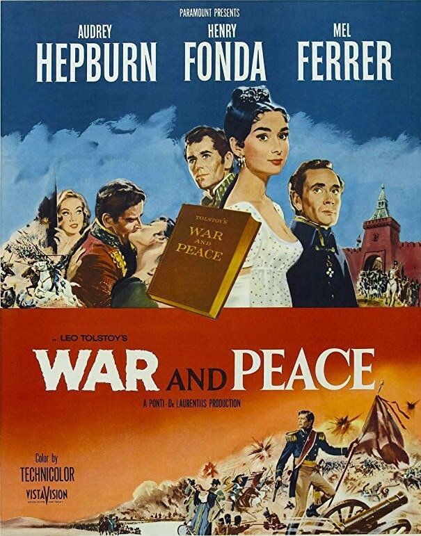 War and Peace: The Epic that Reveals Our Essence