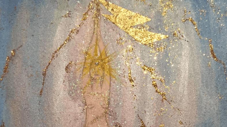 The Goddess Bhavani