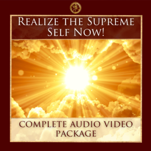 Realize the Supreme Self Now!