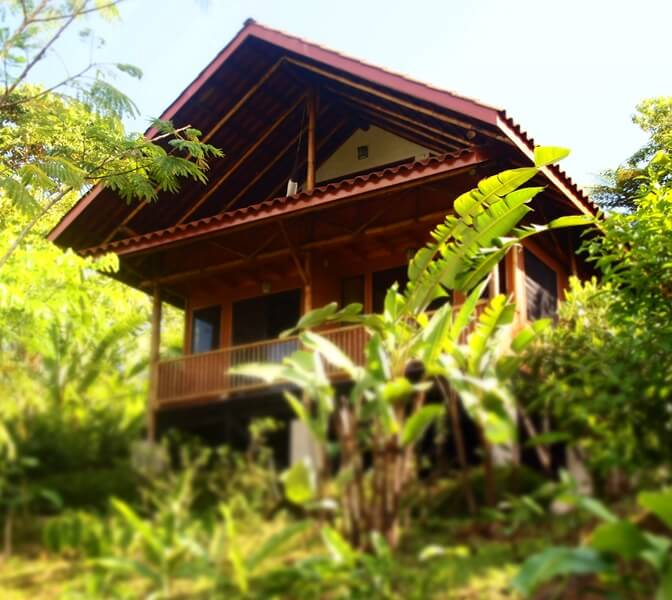 T7_Accommodation(Bhavan) Surrounded By Nature