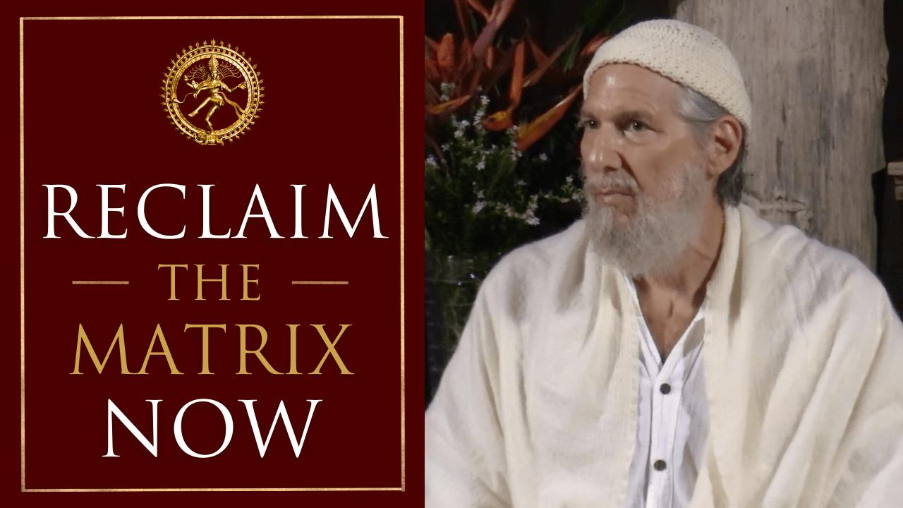 A Maha Yogi Commands the Matrix