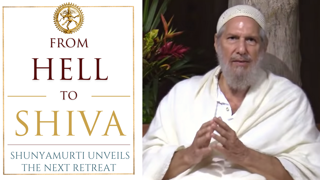 From Hell to Shiva: A Volcano of Bliss Will Explode Within You